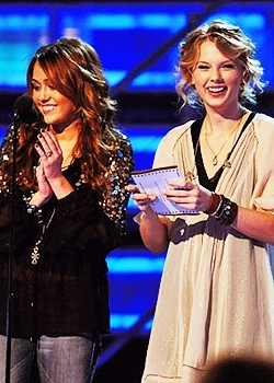 Miley & Taylor