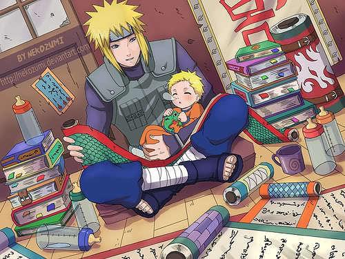 Minato&Naruto