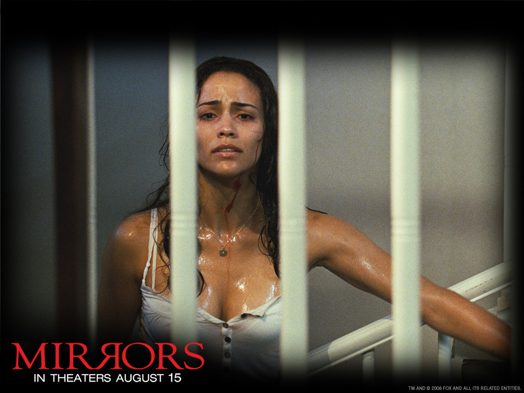 Mirrors horror movies wallpaper 7056639 fanpop for Mirror horror movie