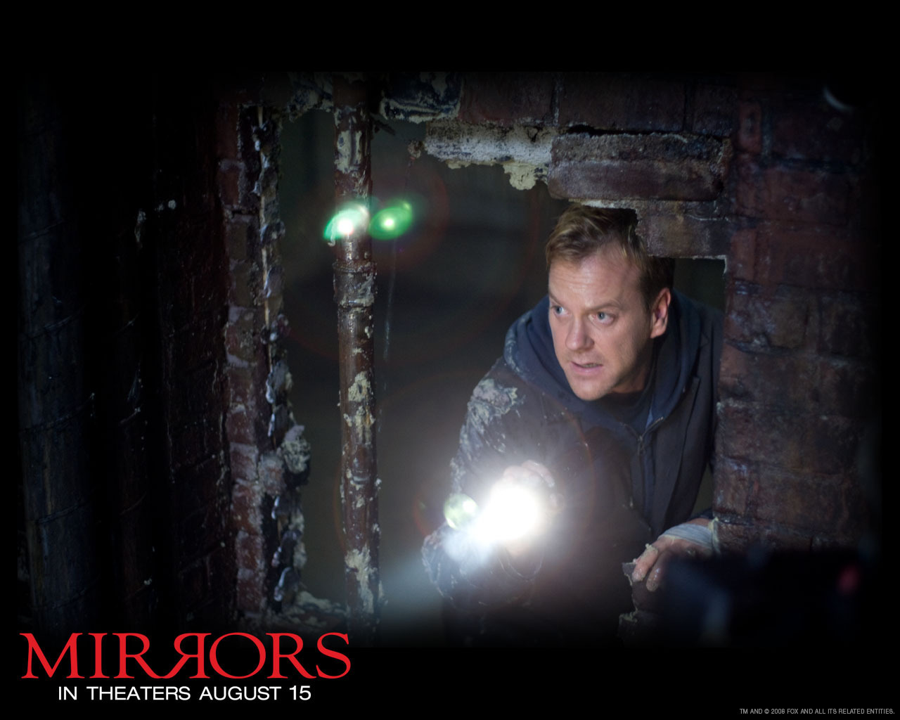 mirrors horror movies wallpaper 7085477 fanpop ForMirror Horror Movie