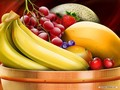 Mixed Fruit Wallpaper - fruit wallpaper