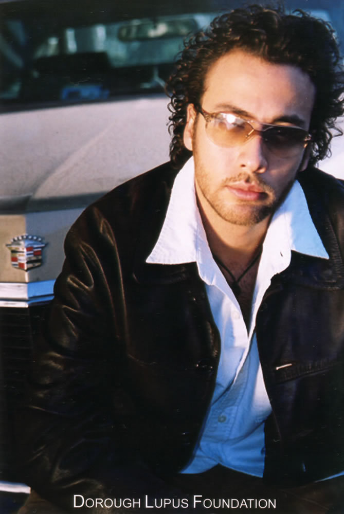 More howie pix howie dorough photo 7095275 fanpop for Howie at home