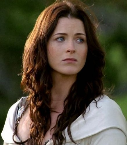 Bridget Regan wallpaper with a portrait titled Mother confessor