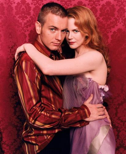Moulin Rouge Photoshoot - moulin-rouge Photo