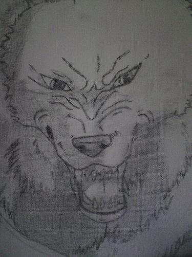 Princess Mononoke wallpaper called My Drawings