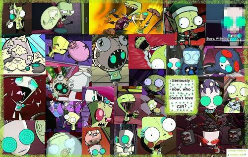 My GIR collage