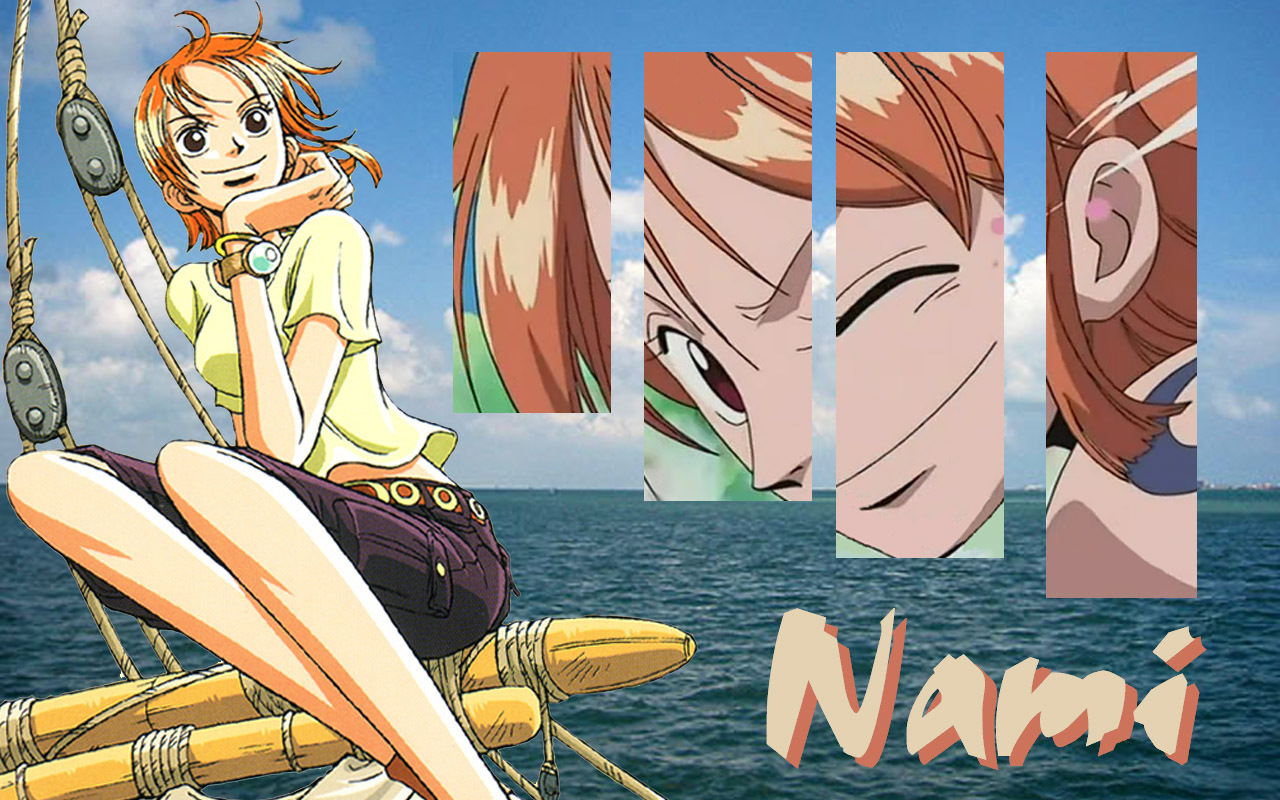 One Piece: Nami - Picture Actress