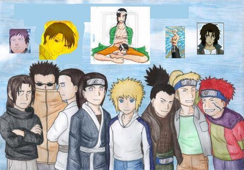 Naruto-Father's