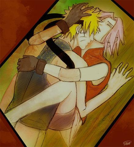 Naruto&Sakura