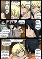 Naruto &amp; Sasuke-disturbing :( - naruto photo