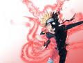 Naruto half Kyuubi