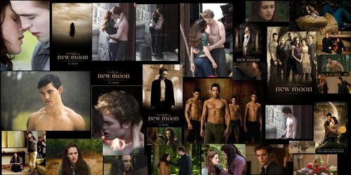 New Moon Collage!