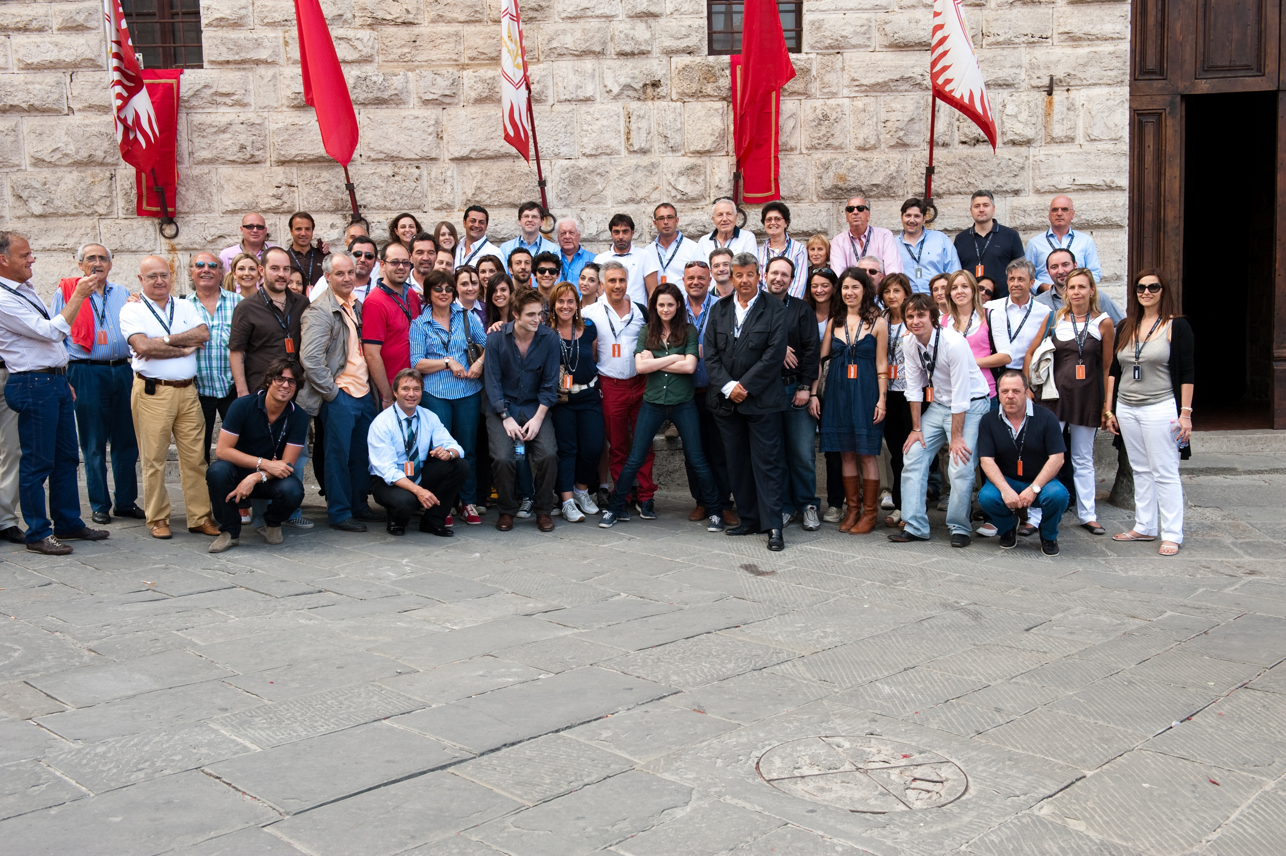 New Moon Group in Montepulciano