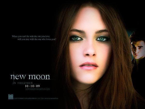 New Moon 바탕화면