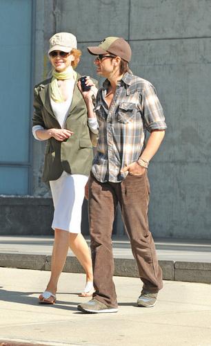 Nicole & Keith