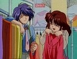 Fushigi Yuugi: The Misterious Play images Nuriko and Miaka ...