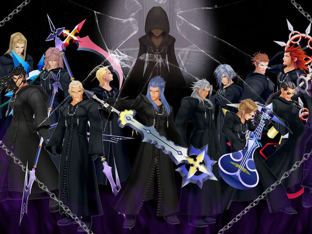 Organization Xlll images Organization Xlll wallpaper HD ... Kingdom Hearts Organization 13 Wallpaper