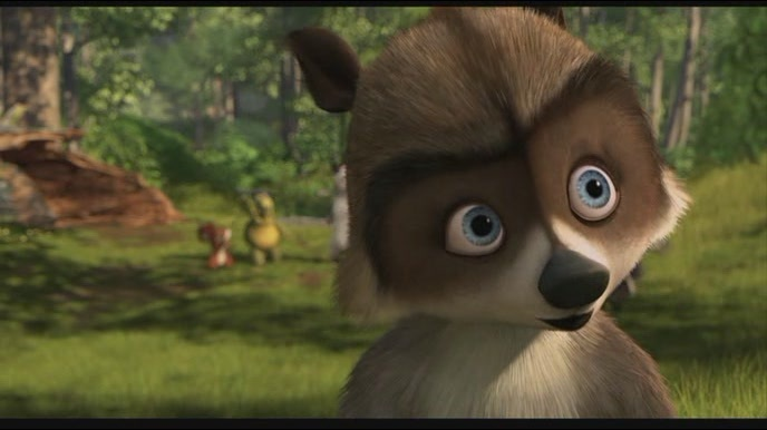 over the hedge ozzie