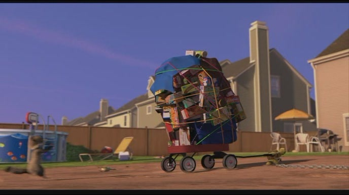 Over The Hedge Over The Hedge Image 7091905 Fanpop