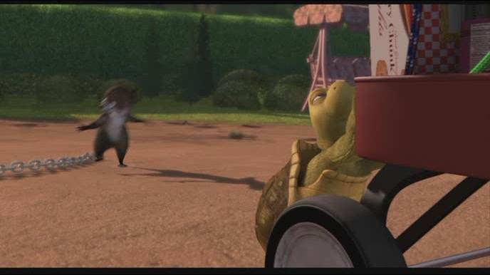 Over The Hedge Over The Hedge Image 7092089 Fanpop