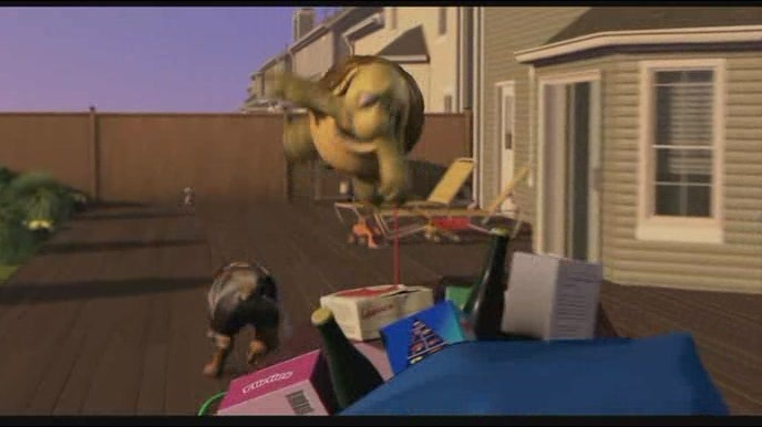 Over The Hedge Over The Hedge Image 7092311 Fanpop