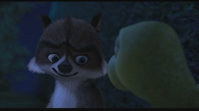 Over The Hedge Over The Hedge Image 7093897 Fanpop