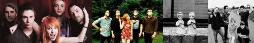 Brand New Eyes photo entitled Paramore BNE banner