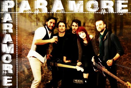 প্যারামোর Band