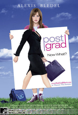 Post Grade Film Poster