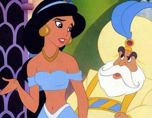 Aladdin And Jasmine Fucking