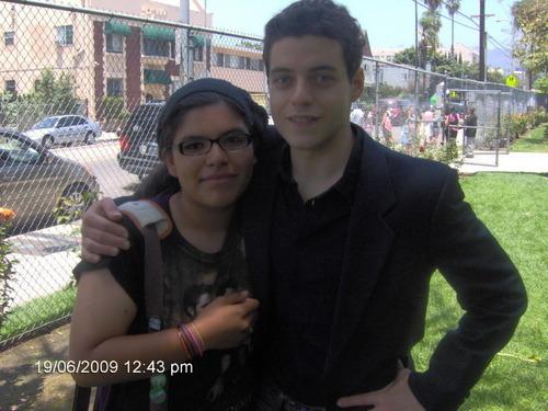 Rami Malek and Me