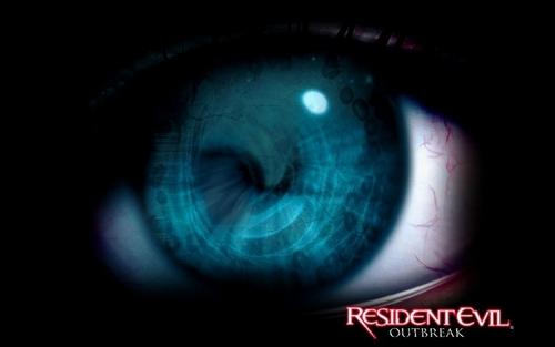 Horror Movies wallpaper called Resident Evil