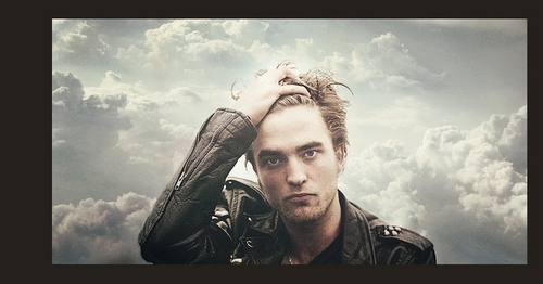Rob Pattinson Banner