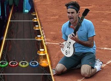 Roger Federer Parody imagens