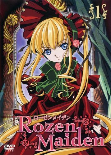 Rozen Maiden DVD