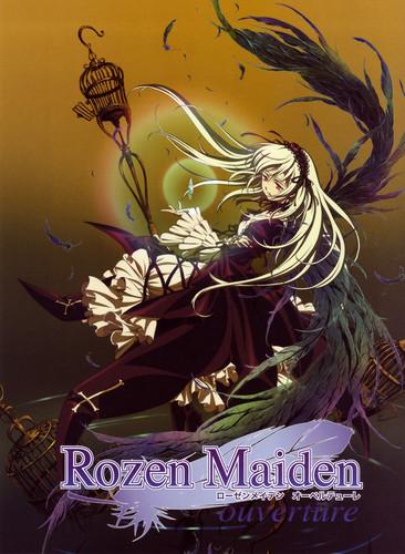 Rozen Maiden ouvertüre DVD
