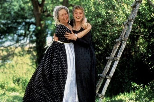 Sense and Sensibility fond d'écran probably with a polonaise and a kirtle, rapporté called S&S 1995