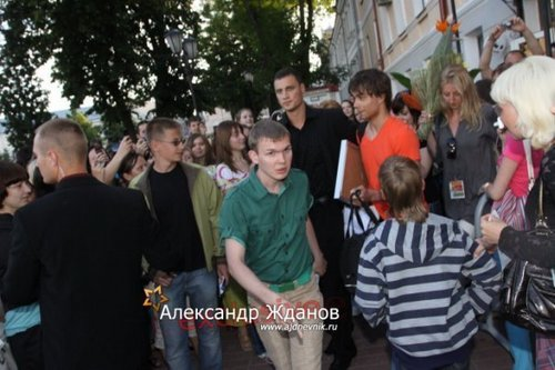 Sasha on Vitebsk bởi Zhdan4ik=)