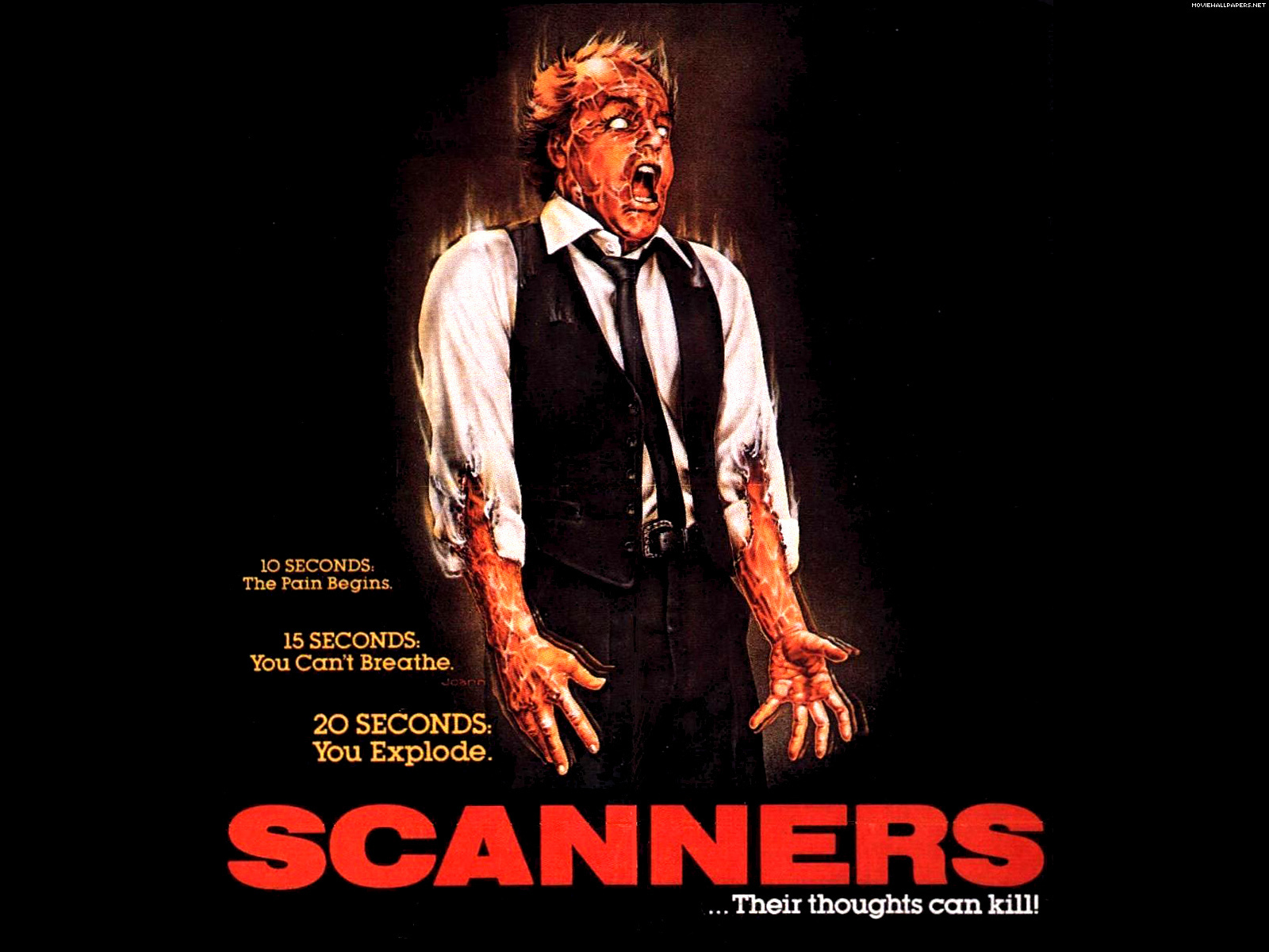 Scanners movies