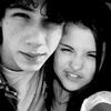 Nelena photo with a portrait titled Selena & Nick