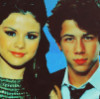 Nelena photo containing a portrait titled Selena & Nick