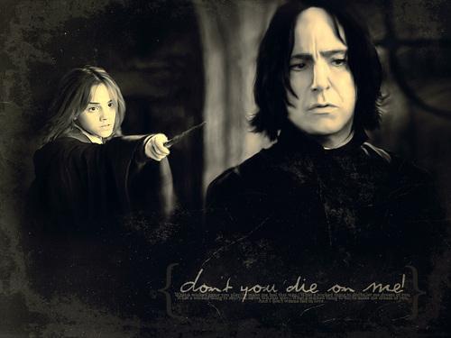 Severus Snape & Hermione Granger