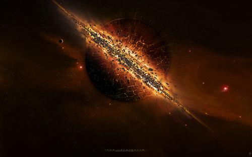 宇宙 Art 壁紙