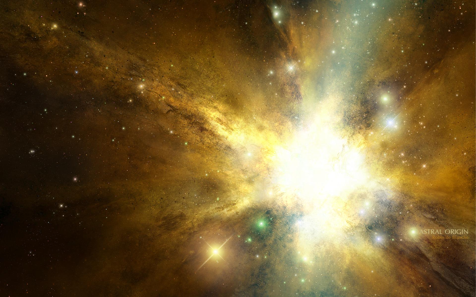 black and orange nebula - photo #13
