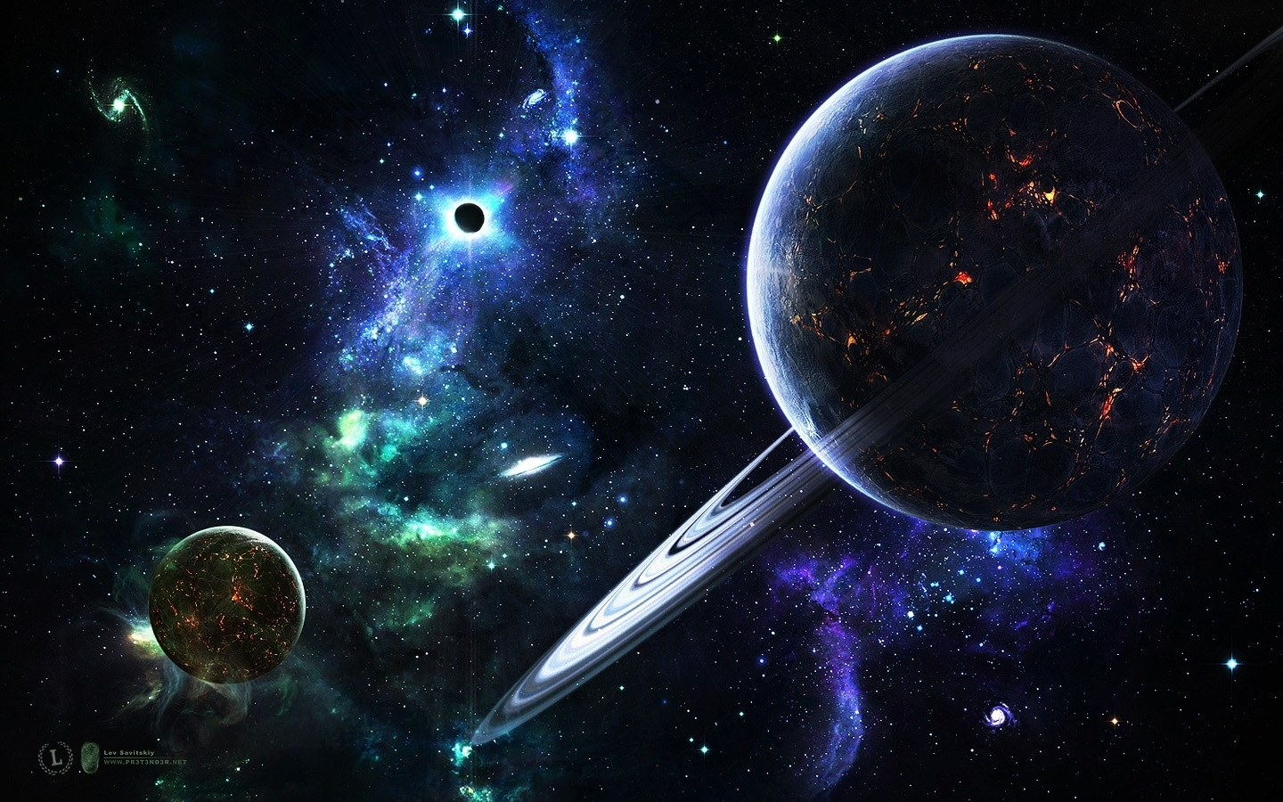 Space Wallpaper Background