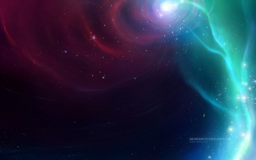 Space wallpaper called Space Art Wallpaper
