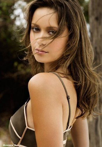 Summer Glau - Men's Health Outtakes