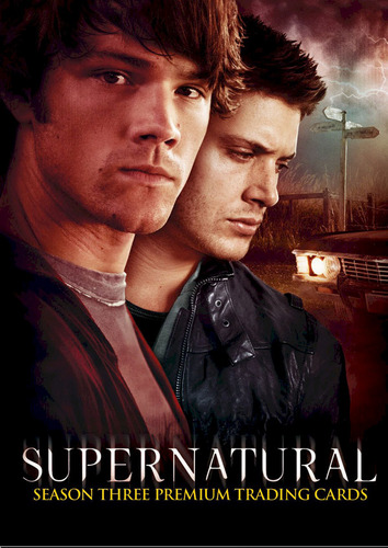 Supernatural Season 3 Trading Card