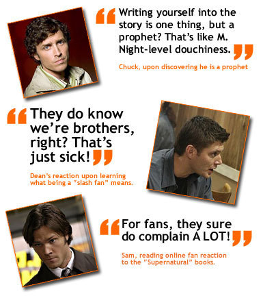 Supernatural quotes picture - supernatural-quotes Photo