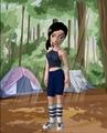 TDI character as meez - total-drama-island fan art
